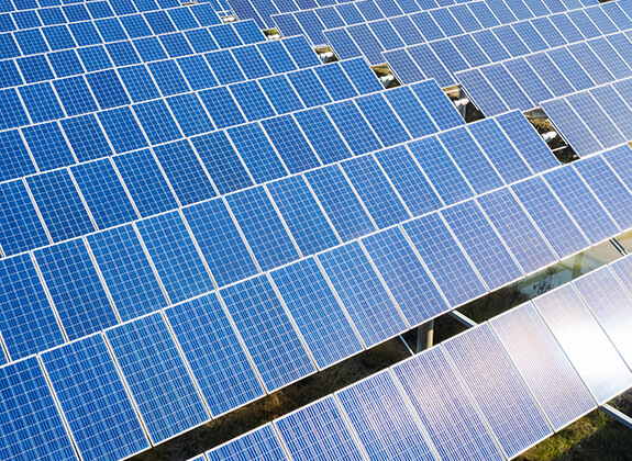 Päikeseelektrijaama projekti osad
