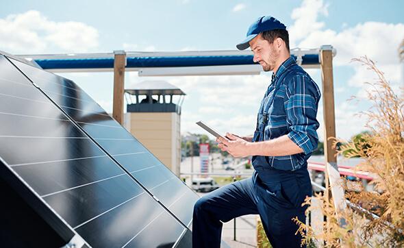 Päikesejaama projekteerimine - DeltaE