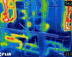 Radiaatorkütte sõlm töötab suvel